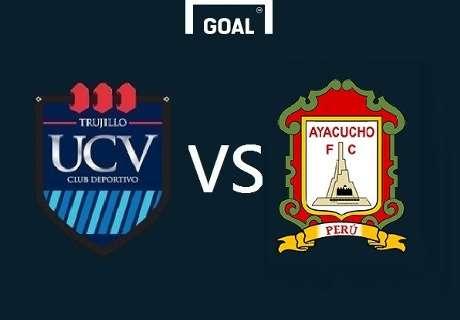 Vallejo doblegó a Ayacucho FC