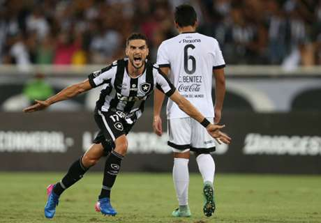 Botafogo llegó a Paraguay