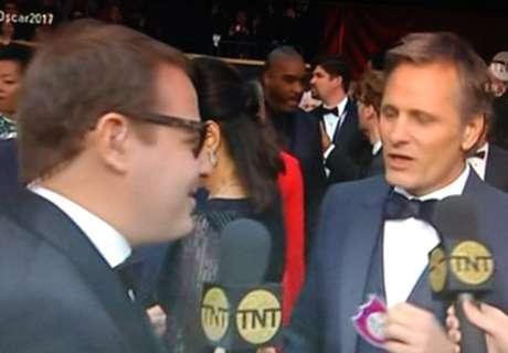 Viggo y San Lorenzo, presentes en los Oscar