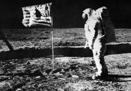 El día que el Rojo llegó a la Luna