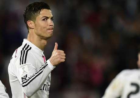 See Ronaldo crowned world champion