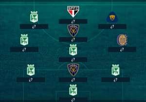 Un repaso por los mejores jugadores del torneo que se quedó Atlético Nacional tras superar en la final a Independiente del Valle.