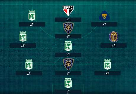 Seleção da Copa Libertadores 2016