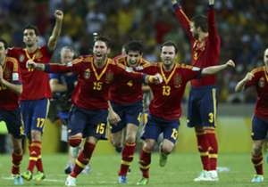 Goal ha recopilado en esta galería los que podrían ser los jugadores más queridos en la historia de la Selección Española