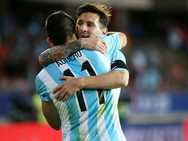 Manchester City exclusive: Aguero dashes hopes of signing Messi