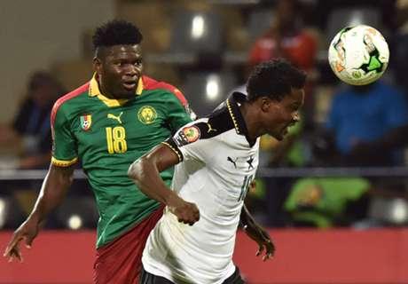 Camerún - Egipto en la final de la Copa África