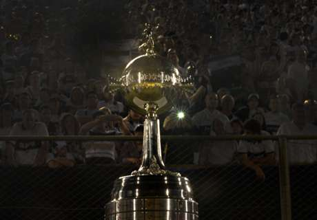 Los más 'bulleados' en la Libertadores