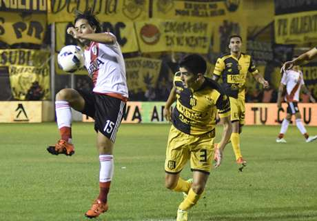 Argentina: Olimpo 0-1 River