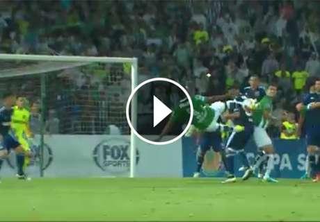► ¿El mejor gol de la Sudamericana?