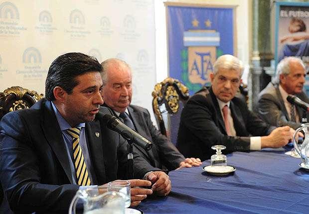 El próximo martes se podría definir el futuro del fútbol argentino.