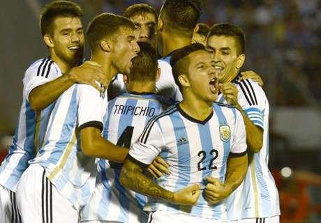 ¡Argentina campeón!