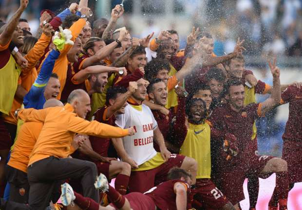 Tore von Iturbe und Mapou ermöglichten den Derbysieg in Rom