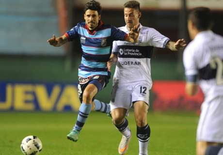 ► Arsenal 2-2 Gimnasia