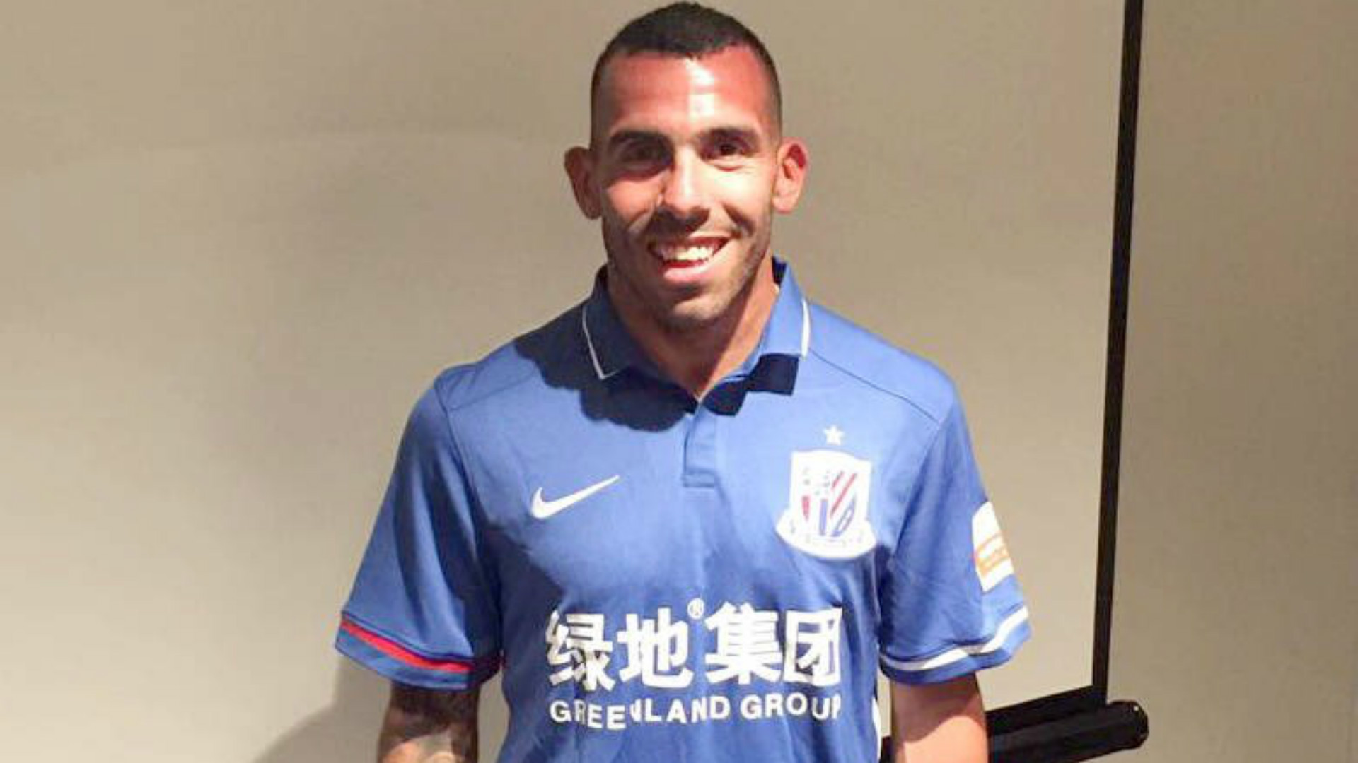 OFFICIAL Tevez be es world s best paid player with £32m