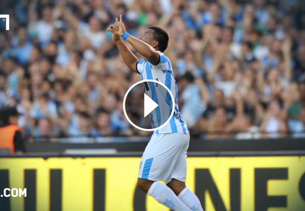 VIDEO: El golazo de taco de Roger Martínez - Goal.com