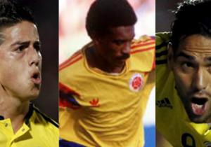 Radamel Falcao García mantiene como el goleador histórico de la Selección Colombia. Conoce cuales son los otros máximos artilleros tricolores.