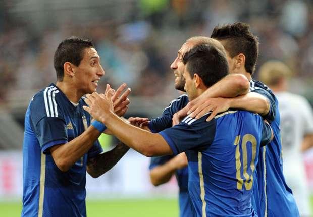 Argentina le arruinó la fiesta a Alemania
