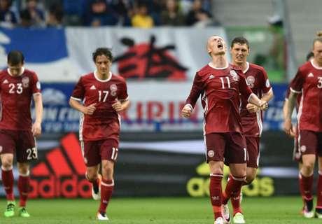 Nigeria avoid Brazil, get Denmark in Q/F