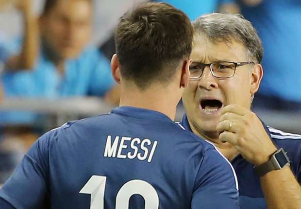 'Messi is obsessed with Argentina' – Martino