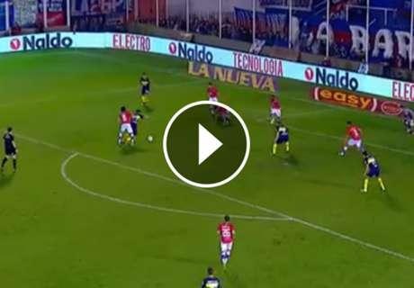 ► El gol de Insaurralde vs. Tigre