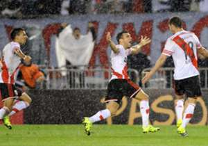 Em 2015, depois de 19 anos, o River Plate voltou a ser campeão da Copa Libertadores.