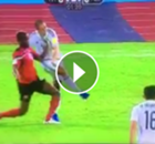 CONCACAF: La cachetada a Chicharito frente a T&T