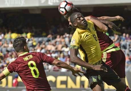 Venezuela Tekuk Sepuluh Pemain Jamaika