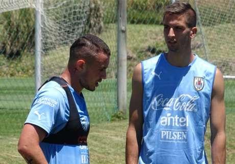 Bentancur, en la Sub-20 uruguaya