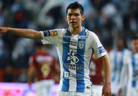 ¿Y si Hirving Lozano se va al Ajax?