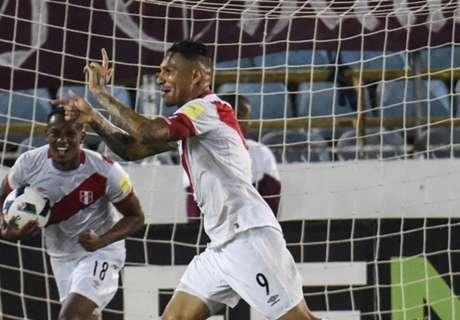 Guerrero faz golaço em Gatito Fernández