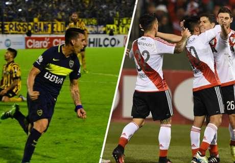 ¿A la Libertadores 2017?