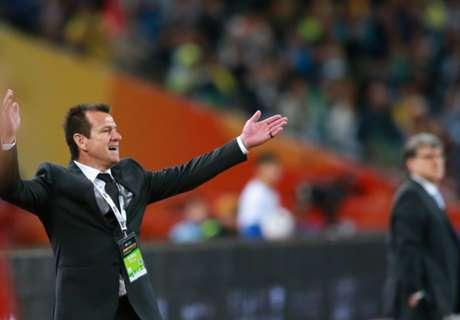 Dunga: Brazil qualification 'complicated'