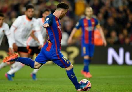 VIDEO: Barcelona fertigt Valencia ab