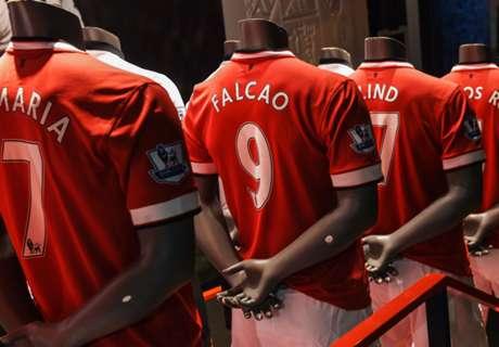 The top 10 Premier League shirt sellers