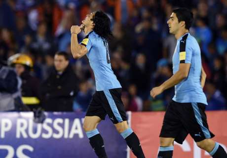 REVIEW: Cavani Antar Uruguay Ke Puncak