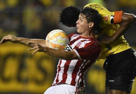 Libertadores: Barcelona 0-2 Estudiantes