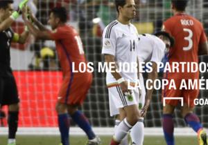 La consagración de Chile le puso punto final al certamen continental, que dejó varios partidos emocionantes dignos de ser recordados.
