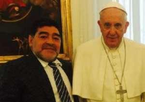 Diego estará en el segundo Partido por la Paz, que se jugará en octubre en Roma.