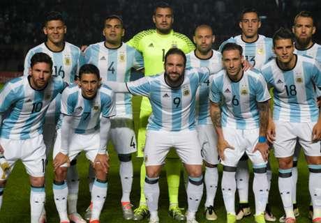 El uno por uno de Argentina vs. Honduras