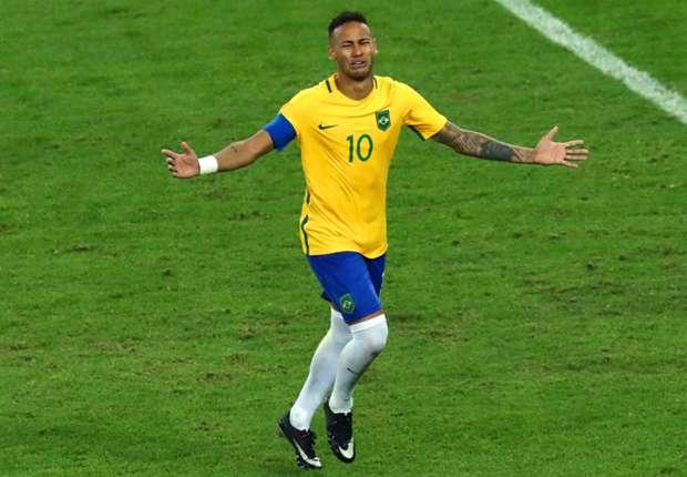 Pique Berikan Pujian Pada Neymar Saat Juarai Olimpiade