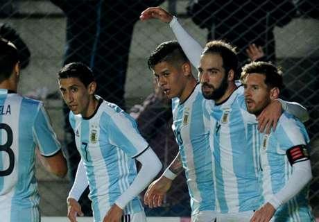 Argentina Menang Tipis, Cile Terjungkal