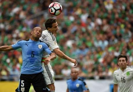 Copa America, le Mexique fait tomber l'Uruguay