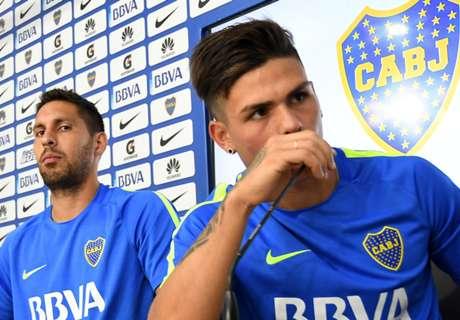 Boca begin life after Tevez