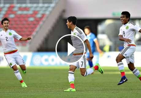 ► El Tri, al Mundial Sub 20