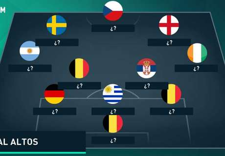 Once ideal de altos