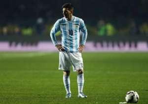 La Pulga recién podrá volver en 2016 a la Selección.