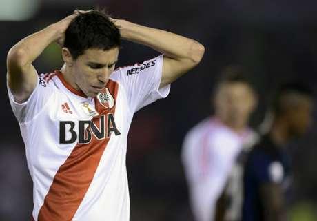 Se lesionó Nacho Fernández