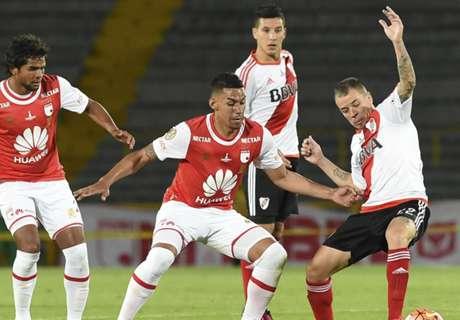 EN VIVO: River 1-0 Independiente Santa Fe