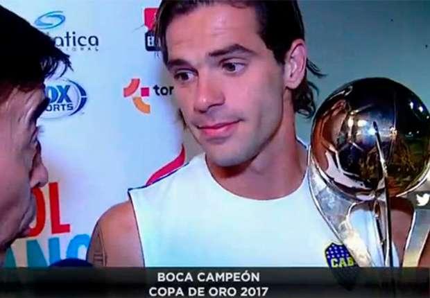 Resultado de imagen para boca campeon copa de oro 2017