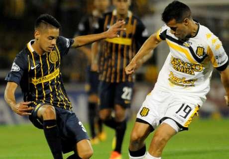► Rosario Central 1-1 Olimpo